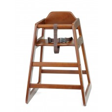 Natural Wood Highchair