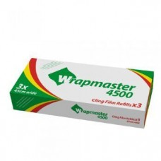 Wrapmaster Clingfilm 450mm 18