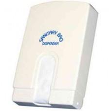 Sanitary Bag Dispenser-White