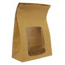 Vegware Kraft NatureFlex Bag
