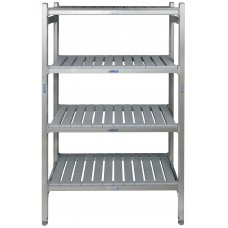 Eko Fit 4 Tier Polymer Shelves
