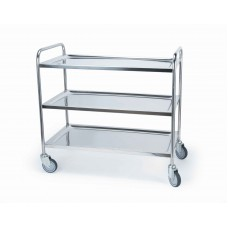 Kelvin Trolley 4 Tier 2 Braked