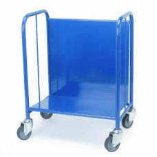 Tray Trolley, Stainless Steel